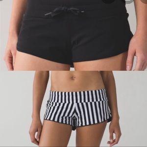 Lululemon swim shorts/reversible